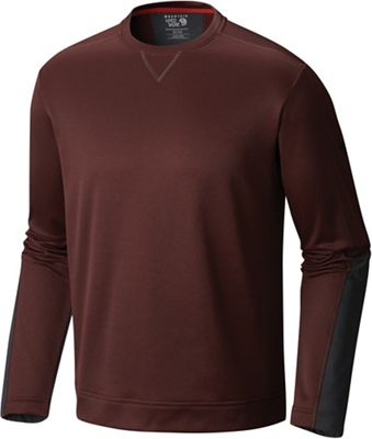 Mountain Hardwear Men's Kiln Fleece Crew
