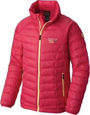 Mountain Hardwear Girl's Micro Ratio Down Jacket