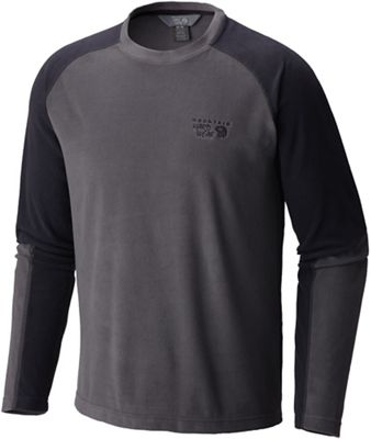 Mountain Hardwear Men's Microchill Lite LS Crew