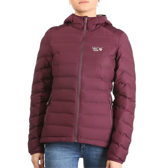 ef333159a Mountain Hardwear Women's StretchDown Hooded Jacket - Moosejaw