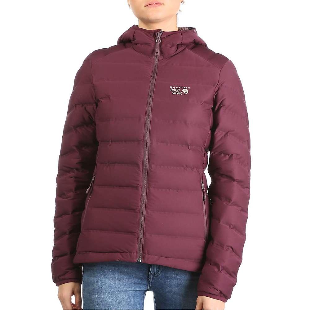 8350f4646 Mountain Hardwear Women's StretchDown Hooded Jacket - Moosejaw