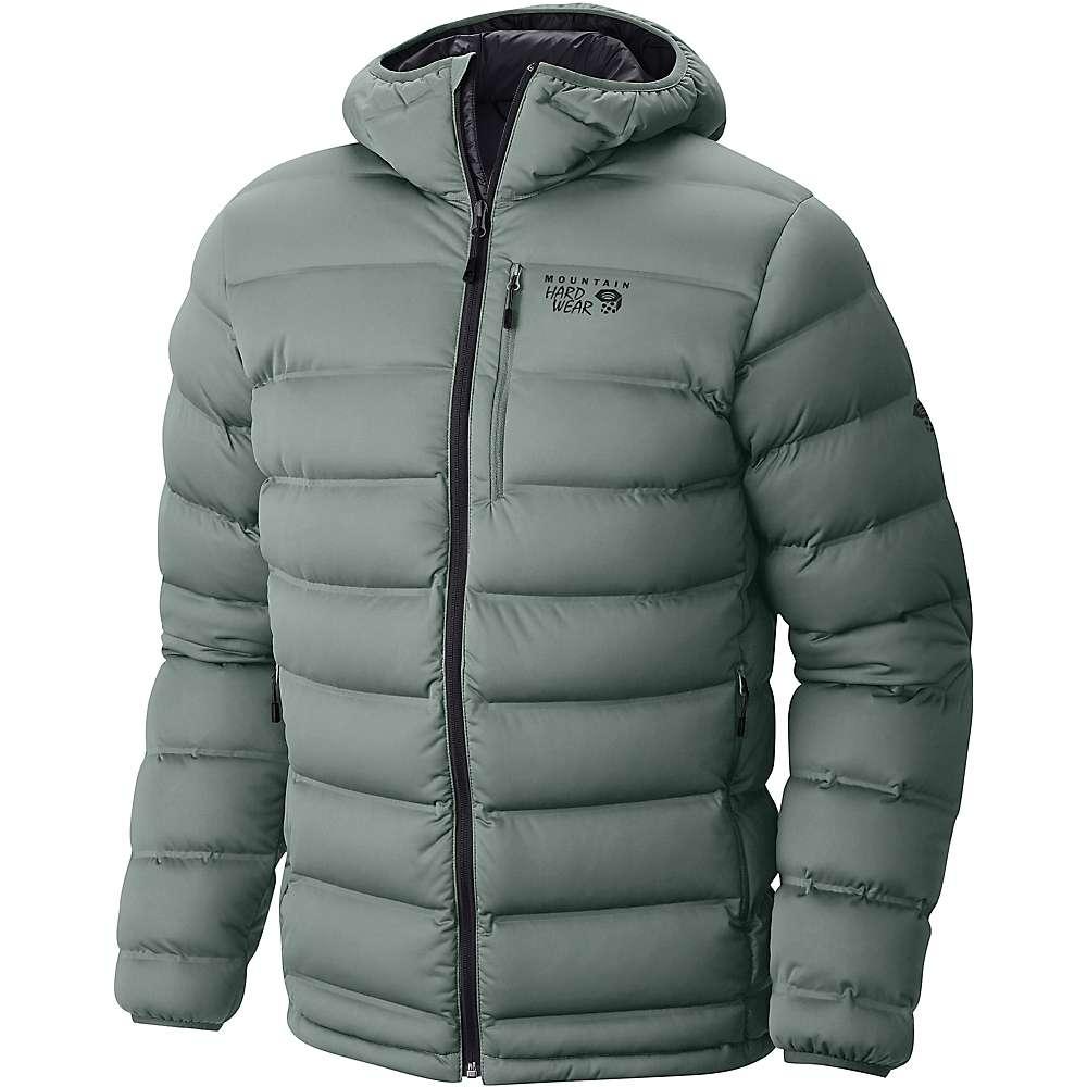 Mountain Hardwear Men's StretchDown Plus Hooded Jacket ...