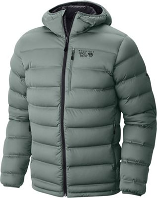 Mountain Hardwear Men's StretchDown Plus Hooded Jacket