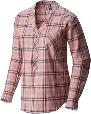 Mountain Hardwear Women's Stretchstone LS Shirt Pop Over