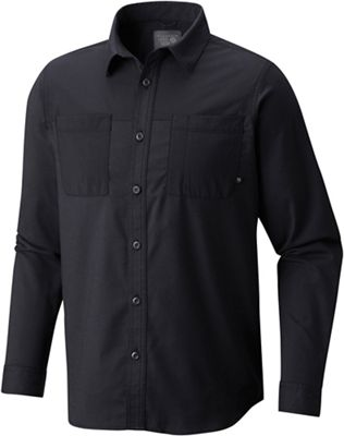 Mountain Hardwear Men's Stretchstone Utility LS Shirt