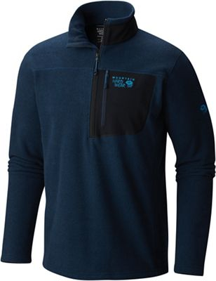 Mountain Hardwear Men's Toasty Twill Fleece Half-Zip