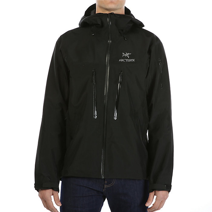 ca246ca37ae3c Arcteryx Men s Alpha SV Jacket - Moosejaw