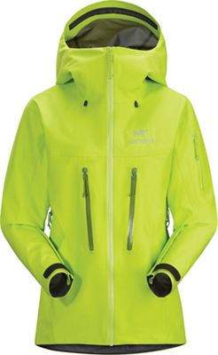 Arcteryx Women's Alpha SV Jacket