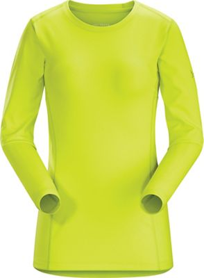 Arcteryx Women's Phase AR Crew LS Top
