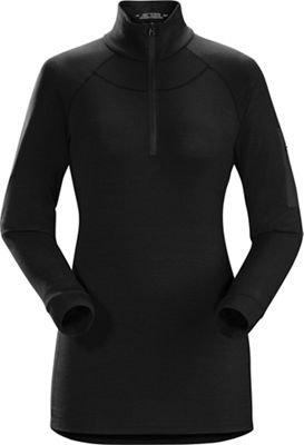 Arcteryx Women's Satoro AR Zip Neck LS Top