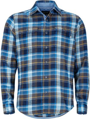 Marmot Men's Jasper Flannel LS Shirt