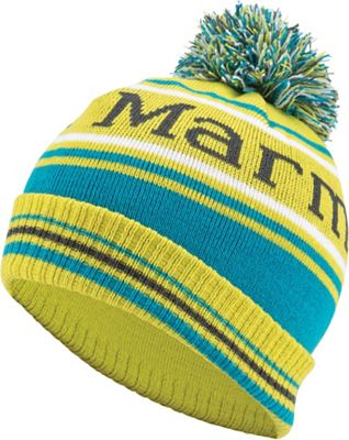 Marmot Boys' Retro Pom Hat