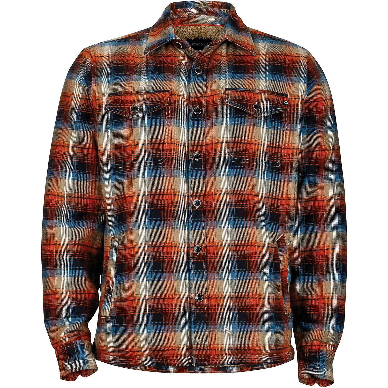 2bc3030a6 Marmot Men's Ridgefield LS Shirt