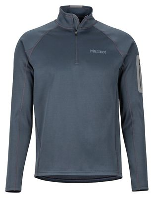 Marmot Men's Stretch Fleece 1/2 Zip Top