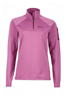 Marmot Women's Stretch Fleece 1/2 Zip Top