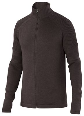 Ibex Men's Mountain Full Zip Sweater