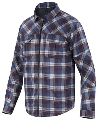 Ibex Men's Wool Aire Reversible Shirt Jacket