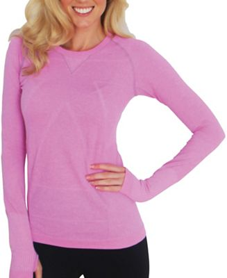 Zensah Women's Run Seamless L/S Shirt