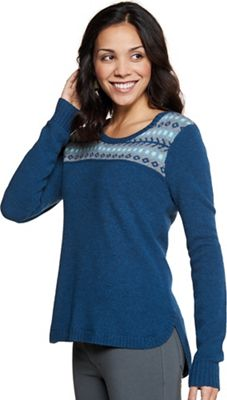 Toad & Co Women's Aleutia Crew Sweater