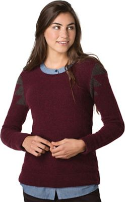 Toad & Co Women's Amherst Crew Sweater