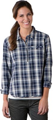 Toad & Co Women's Bodie 1/4 Zip Shirt