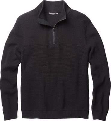 Toad & Co Men's Emmett 1/4 Zip Sweater