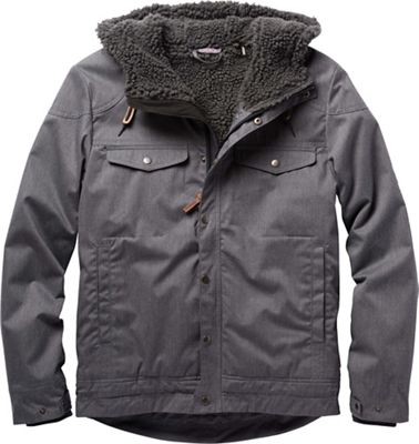 Toad & Co Men's Hemlock Hooded Jacket