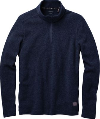 Toad & Co Men's Kennicott 1/4 Zip Sweater