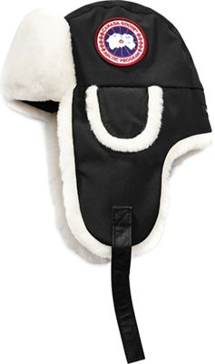 Canada Goose Women's Shearling Co-Pilot Hat