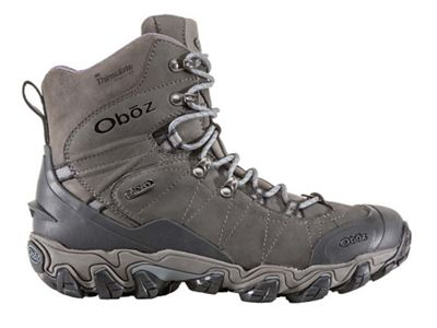 Oboz Men's Bridger Insulated BDry 8IN Boot