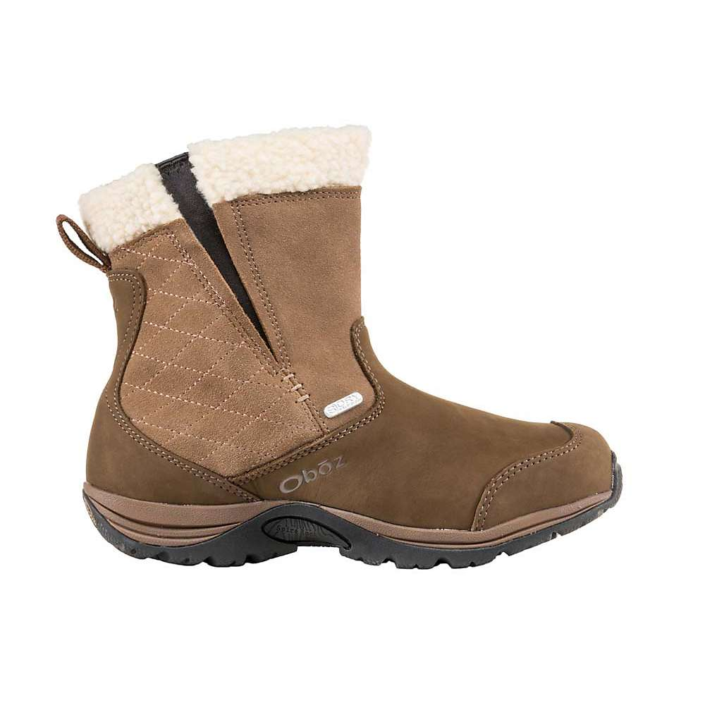 7d332af5944 Oboz Women's Moonlight Insulated BDry Slip On Boot - Moosejaw