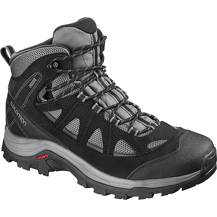 Rational Man Outdoor Hiking Shoes Athletic Trekking Boots Black Breathable Male Climbing Travel Walking Sneakers Male Snow Ankle Boots Delicacies Loved By All Basic Boots