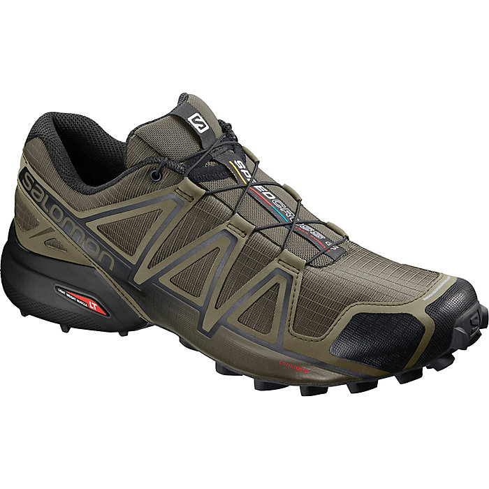 Salomon Men's Speedcross 4 Shoe Moosejaw