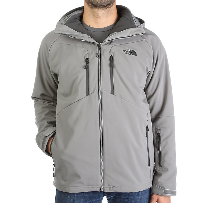 b5ffec5f0bbd The North Face Men s Apex Storm Peak Triclimate Jacket. Double tap to zoom.  Zinc Grey