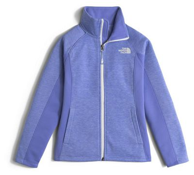The North Face Girl's Arcata Full Zip Jacket