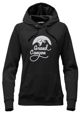 The North Face Women's Avalon NP Script Pullover Hoodie