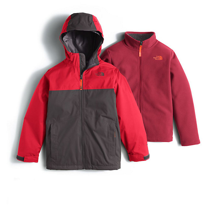 4a4834bd3a80 The North Face Boy s Chimborazo Triclimate Jacket - Moosejaw