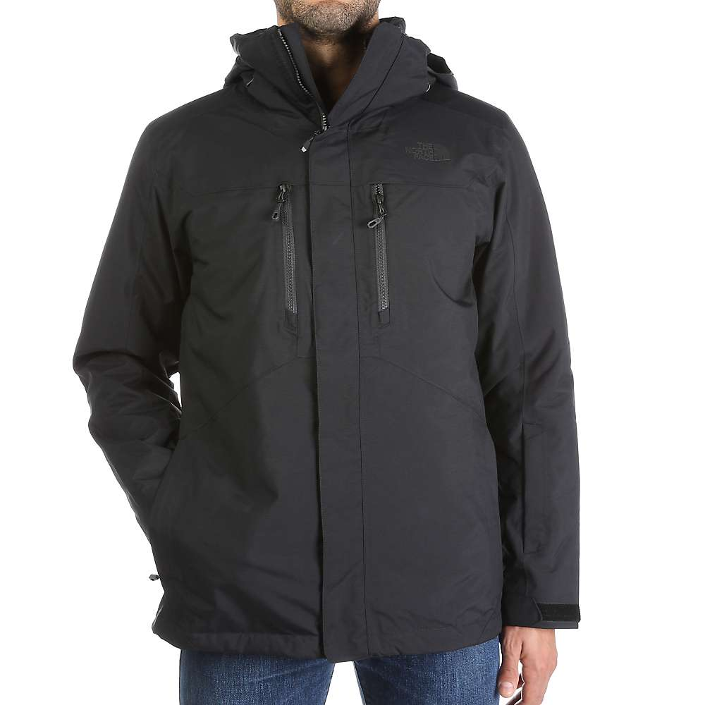 The North Face Triclimate 3 In 1 >> The North Face Men's Clement Triclimate Jacket - Moosejaw