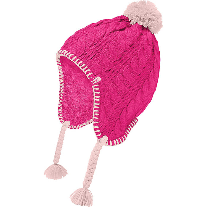 The North Face Girls  Fuzzy Earflap Beanie - Moosejaw 1325c17ad103
