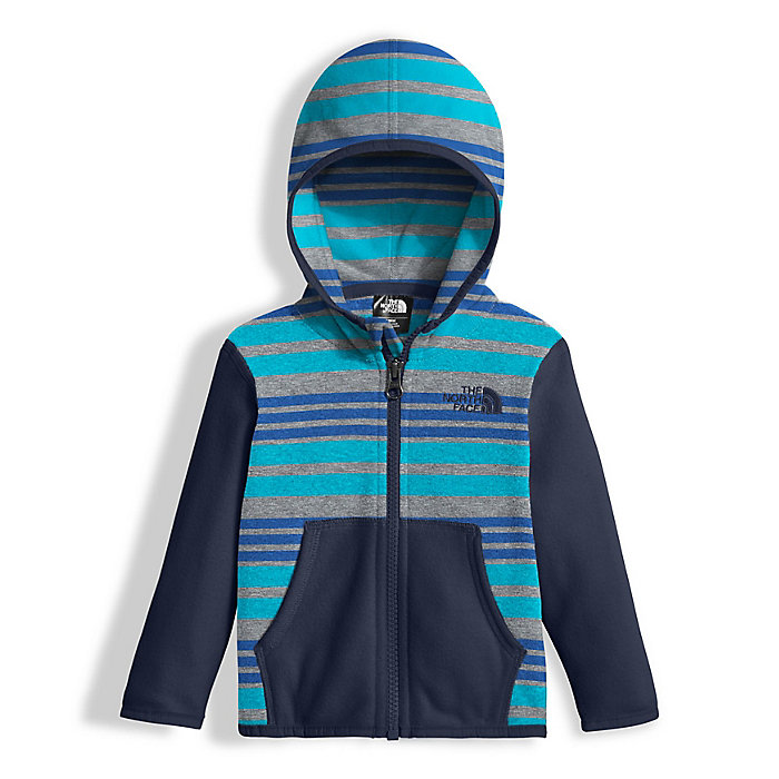 ab5470673 The North Face Infant Glacier Full Zip Hoodie - Moosejaw