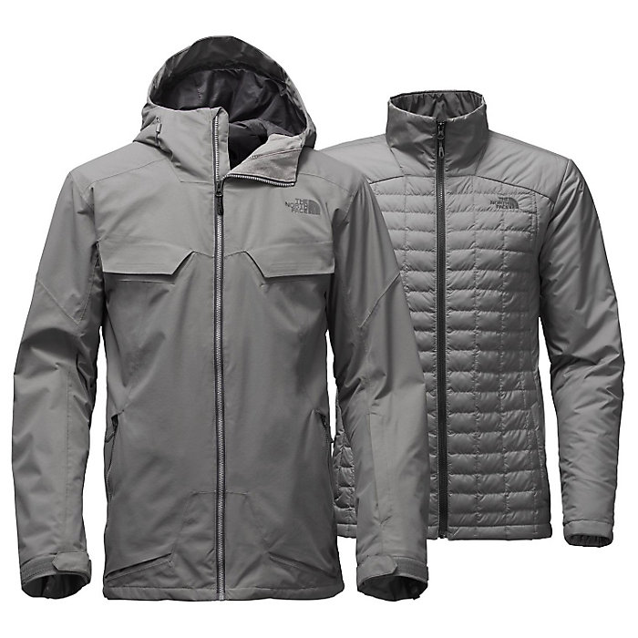 a808a23b31c The North Face Men s Initiator Thermoball Triclimate Jacket - Moosejaw