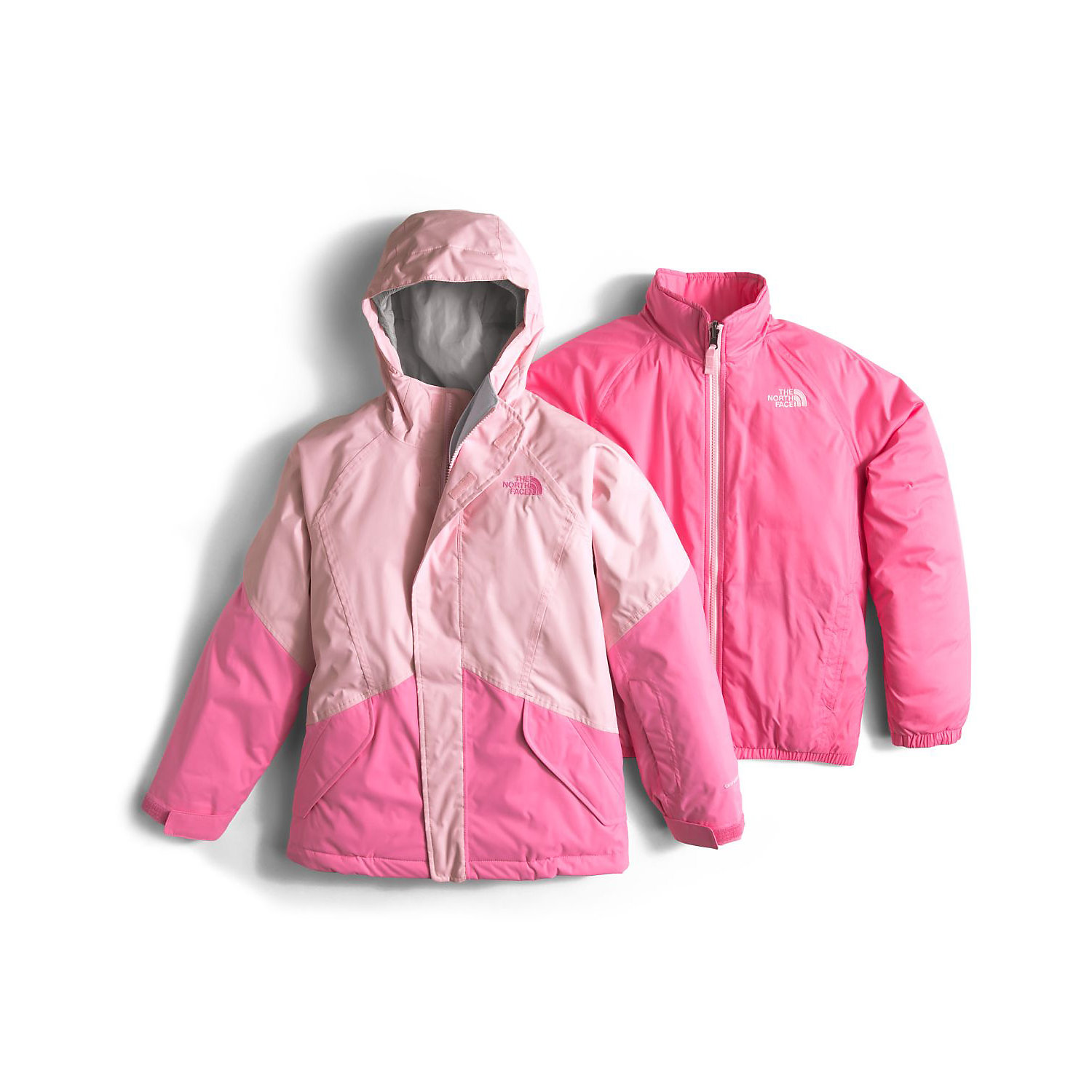 7f10d041edfb The North Face Girl s Kira Triclimate Jacket - Moosejaw