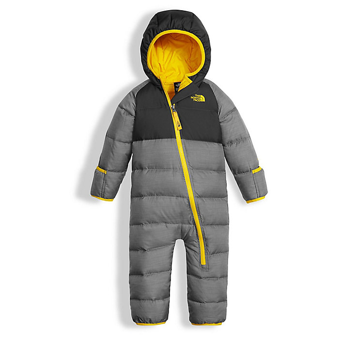 75c0e944e The North Face Infant Lil' Snuggler Down Suit - Moosejaw