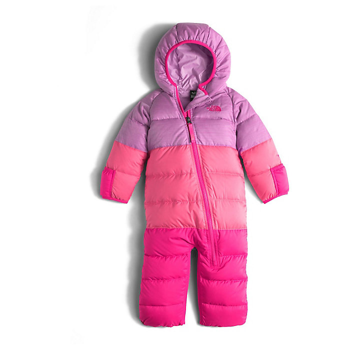 0df7a51e0 The North Face Infant Lil' Snuggler Down Bunting - Moosejaw