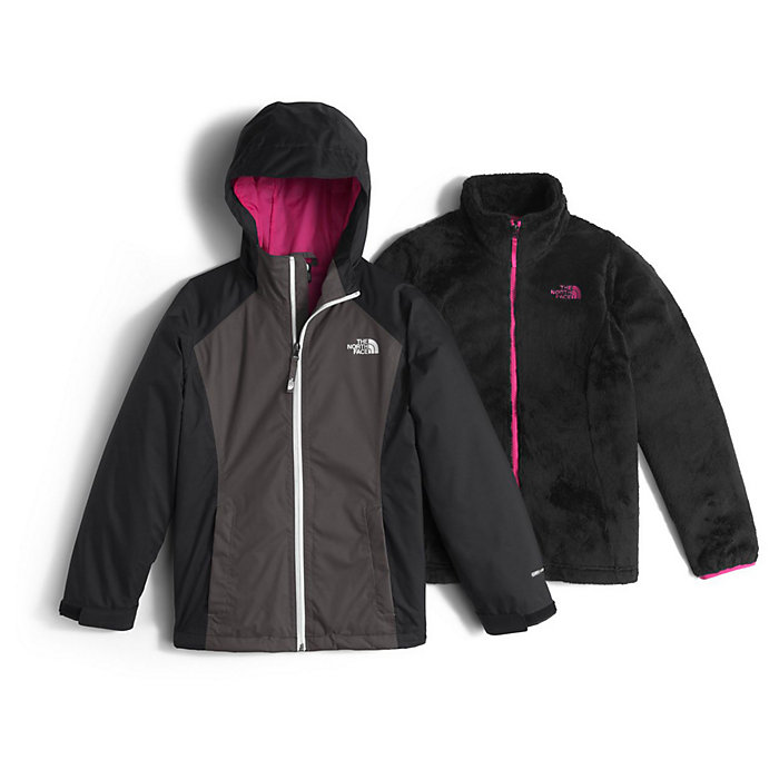 2f9bfb701 The North Face Girl's Osolita Triclimate Jacket - Moosejaw