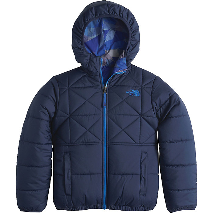 e186a9f01 The North Face Boy s Reversible Perrito Jacket - Moosejaw
