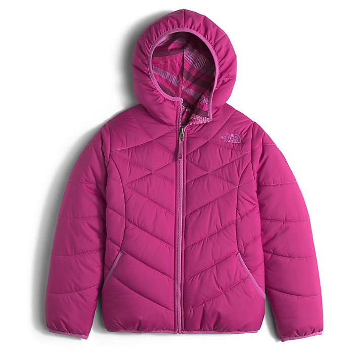 The North Face Girl s Reversible Perrito Jacket - Moosejaw 4c6fbfa34