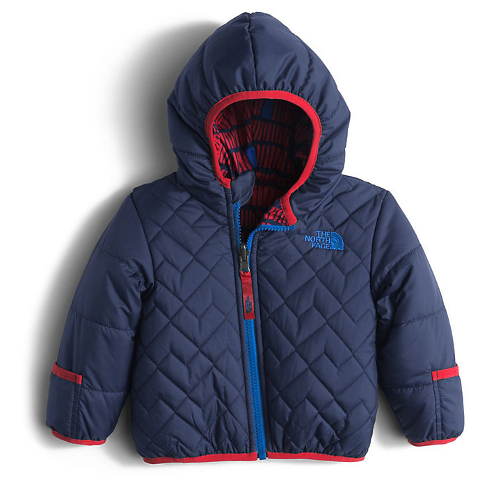 separation shoes 57a97 69286 The North Face Infant Reversible Perrito Jacket - Moosejaw