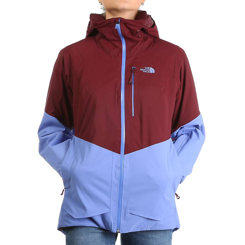 the north face w