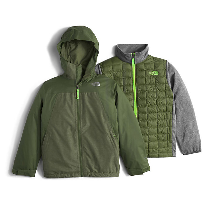 170ba991585 The North Face Boy s Thermoball Triclimate Jacket - Moosejaw